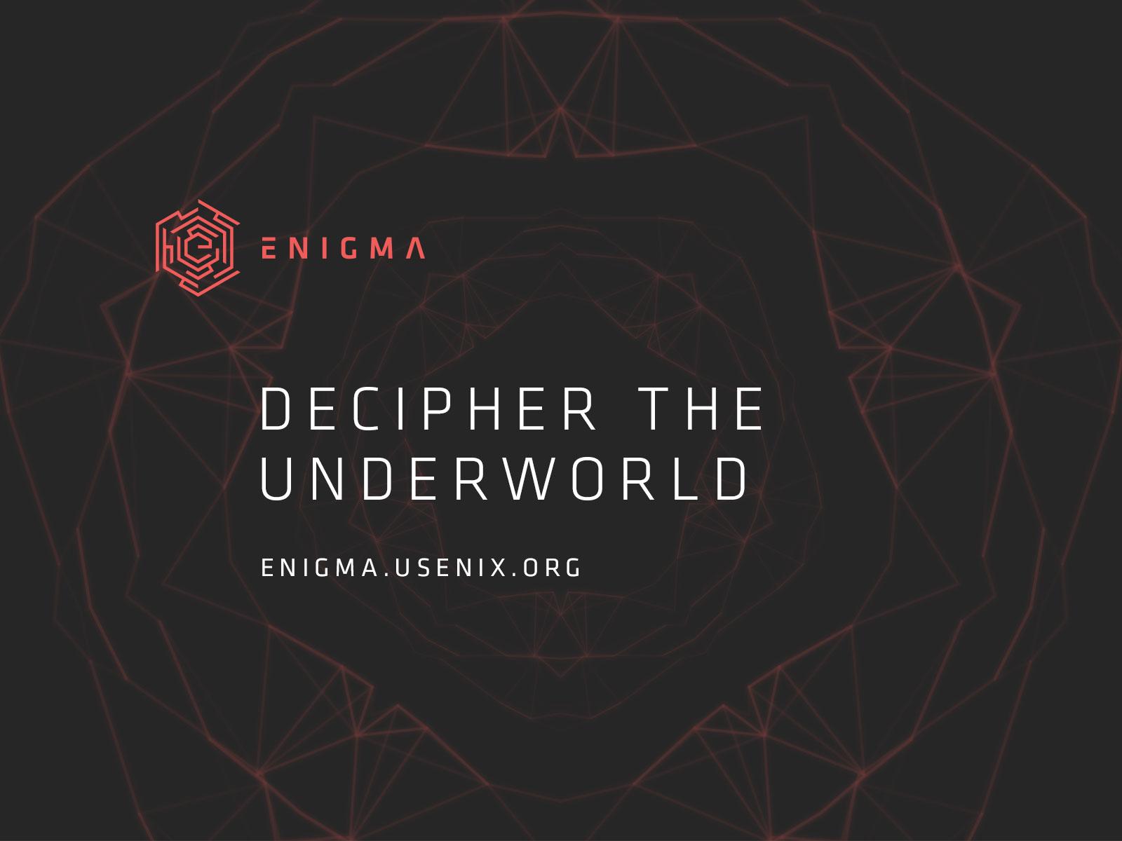 Enigma Conference