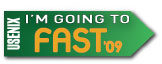 I'm going to FAST '09