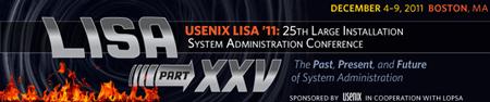 LISA '11