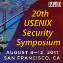 USENIX Security '11