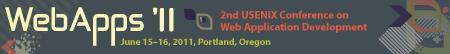 WebApps '11