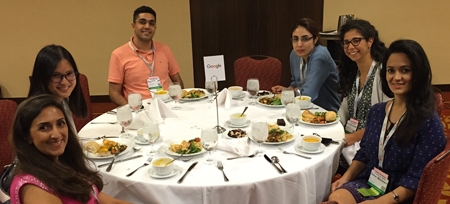 WiAC luncheon at USENIX Security '16