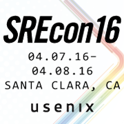 SREcon16 button