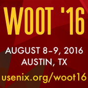 WOOT '16 button