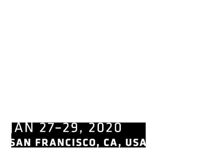 Enigma 2020, January 27–30, 2020, San Francisco, CA