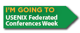 I'm going to 2013 Federated Conferences Week