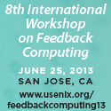 Feedback Computing '13 button