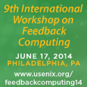 Feedback Computing '14 button