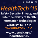 HealthTech CFP '15 button