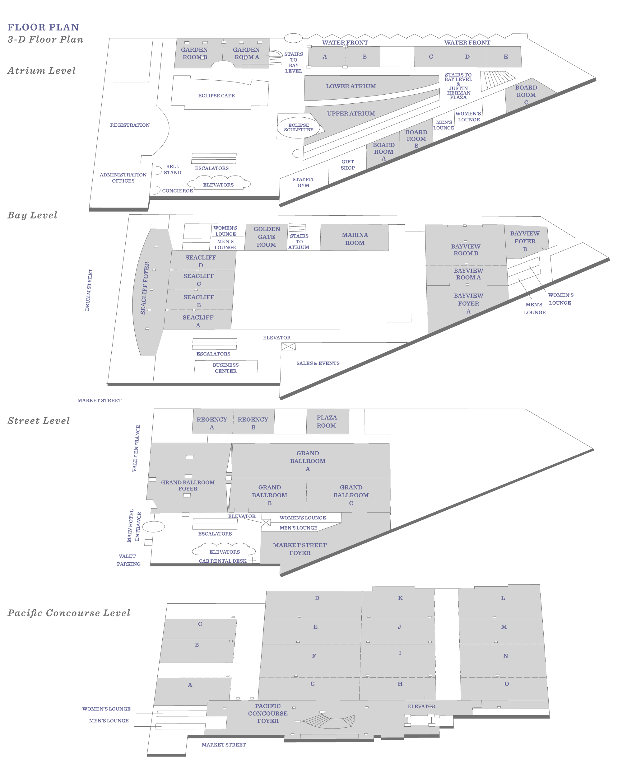 hotel floor plans usenix hotel floor plans