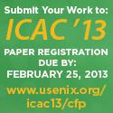 ICAC '13