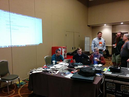 LISA16 Build Netmap