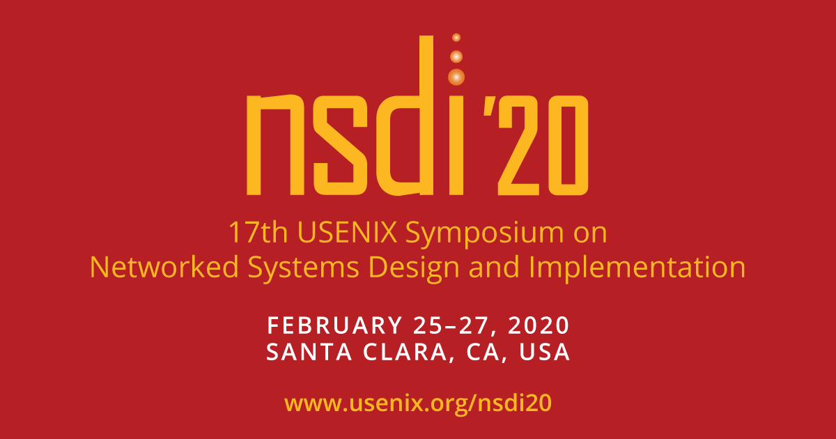 NSDI '20 Additional Information about Multiple Deadlines