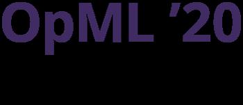 OpML '20, May 1, 2020, Santa Clara, CA
