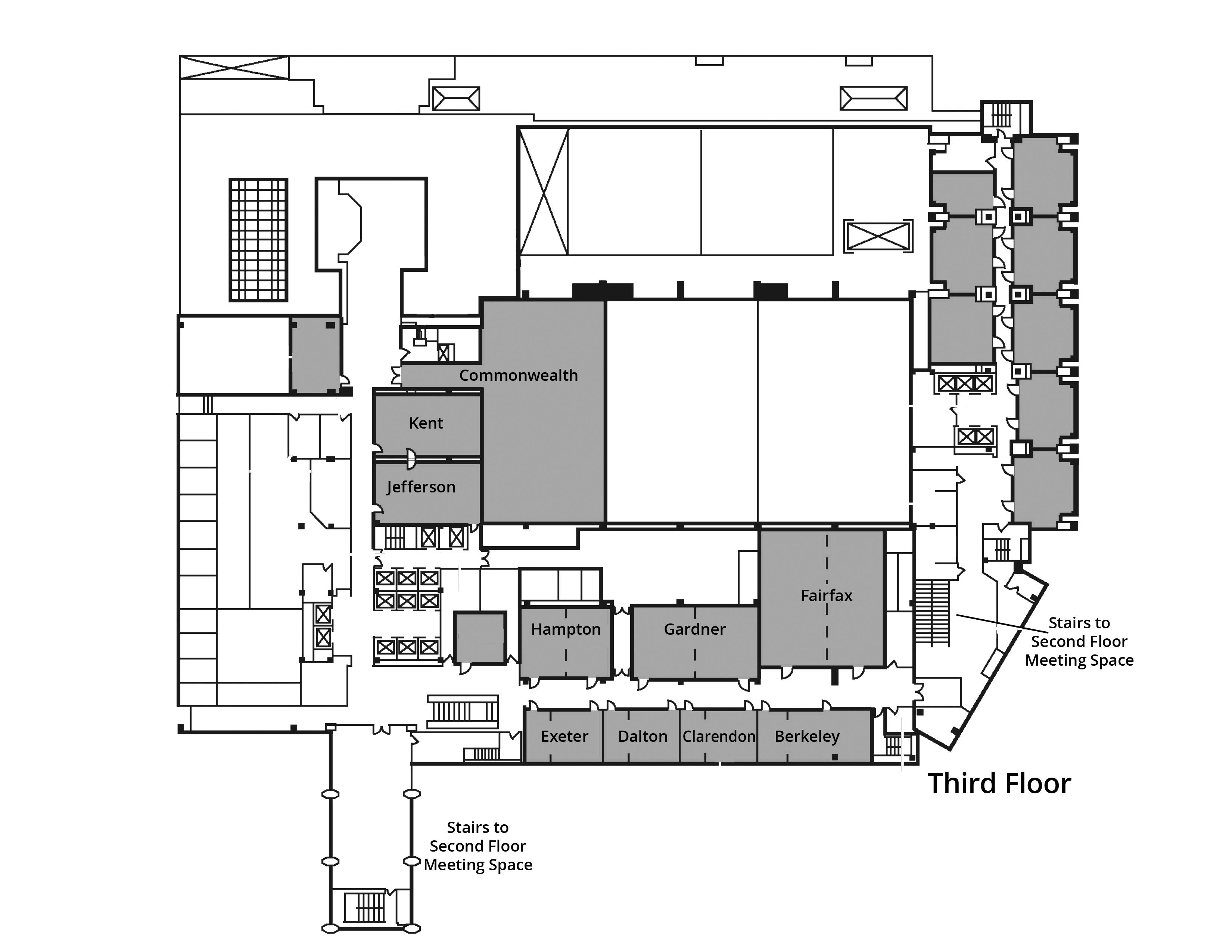 Hotel floor plans gurus floor for Floor labels
