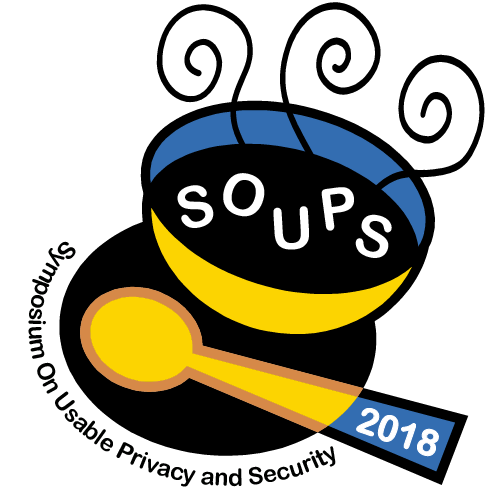 SOUPS 2018 (14th Symposium on Usable Privacy and Security)