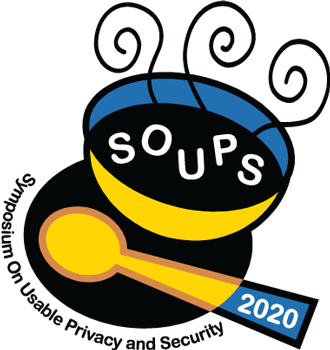 SOUPS 2020, August 9–11, 2020