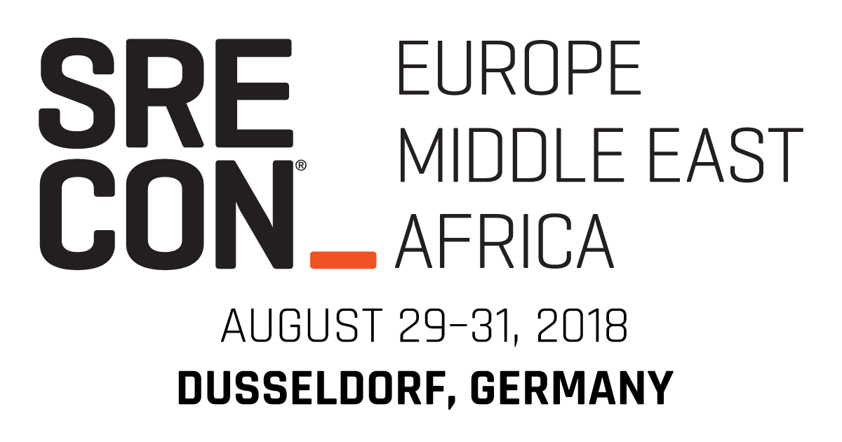 SREcon18 Europe/Middle East/Africa Conference Program | USENIX