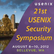 USENIX Security Symposium
