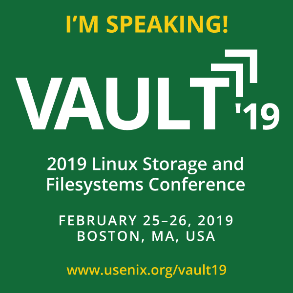 Vault '19 Join Me button