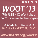 WOOT '13 button