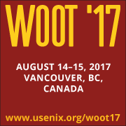 WOOT '17